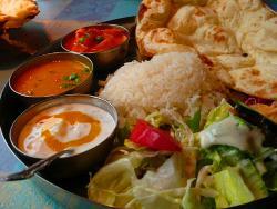 Taj Mahal HALAL FOOD