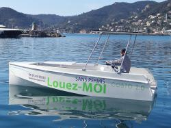 Boat rental without licence - Glemot Yachting