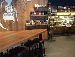 Starbucks Cafe - Myrtle Street