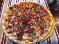 Classic Pizza Jumbo