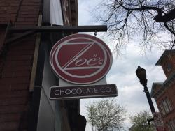 Zoe's Chocolate Shoppe
