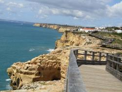 Carvoeiro Boardwalk