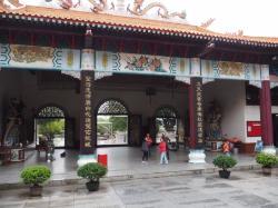 Baihuajian Temple