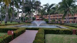 Prachtig hotelcomplex