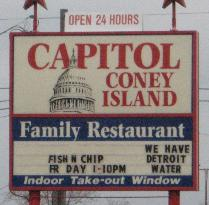 Capital Coney