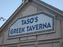 Taso's Greek Taverna