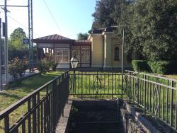 Vecchia Stazione FS di Miramare