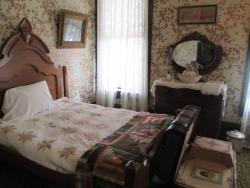 Up stars bedroom