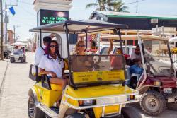 Coconut Carts Belize - San Pedro Town
