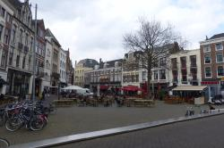 De Plaats and Johan de Witt statue