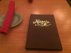 Alegria Cafe & Tapas Bar
