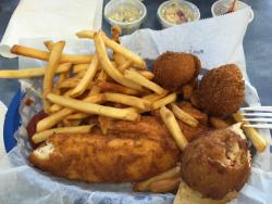 Hushpuppies Seafood Restaurant