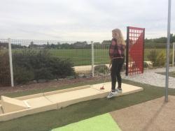 Golf Miniature Park