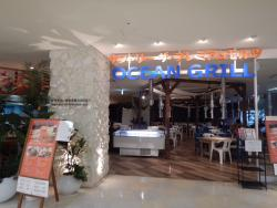 Suntory the Premium Malt's Ocean Grill