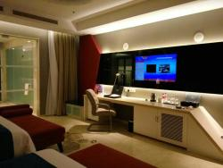 Affordable luxurious suite