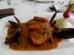 Posidonia Restaurante Mar i Terra