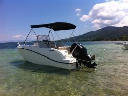 Bluewater Boats - Rent a Boat Vourvourou