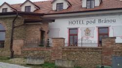 Hotel Pod Branou