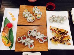 Umai Sushi & Noodles
