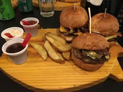 Melhor hambúrguer dos últimos tempos