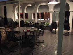 Restaurant Villa Saint Tropez