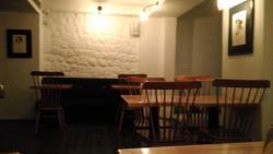 Perch Inside the restaurant