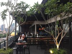 Mantra Rooftop Bar