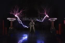 Tesla-Hall