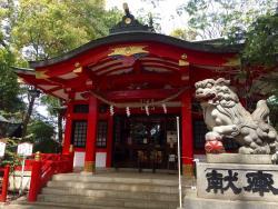 Akatsutsumi Rokusho Shrine