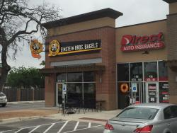 ‪Einstein Bros. Bagels‬