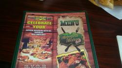 Metropolis Mexican Grill
