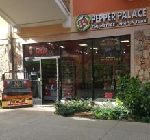 Pepper Palace in the Island