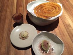 Interesting Meals, Unusual Desserts