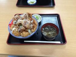 Oyabegawa Service Restaurant Down