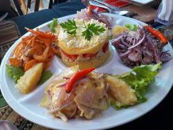 Sabor Peru - Gastronomia Peruana