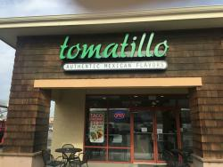 Tomatillo Authentic Mexican Flavors