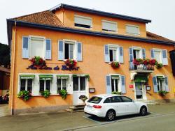 Hotel Au Lion de Belfort