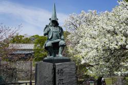 Kato Kiyomasa Statue