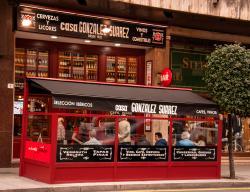 Casa González Suárez Gijón