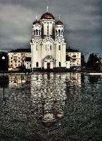 Preobrazhenskaya Square