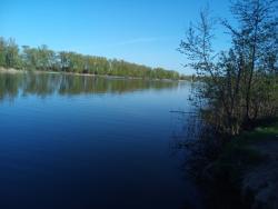 The Vorskla River