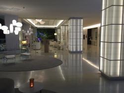 Very nice renovated hotel