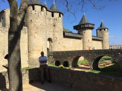 A Must Stay Within the City Walls of Carcassone!