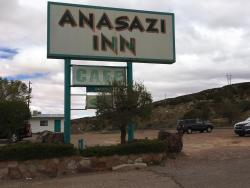 Anasazi Inn Cafe