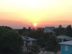 Nirvana in Placencia. Belize