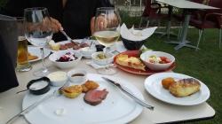 Tapas & wine - Devine!
