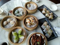 Open Kitchen He Tai Yum Cha