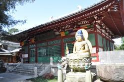 Zenyoji Temple