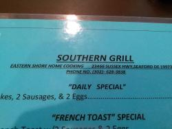Southern Grill