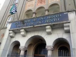 Rua São Bento